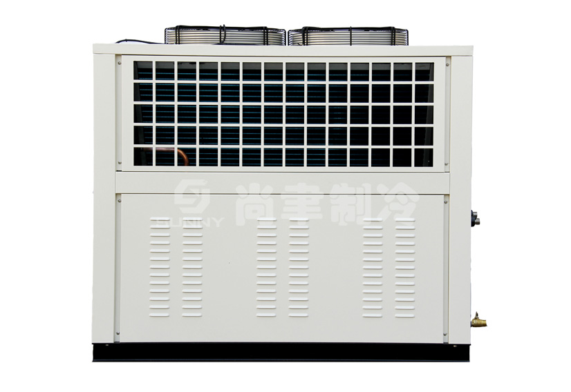Air cooled chiller of box-type